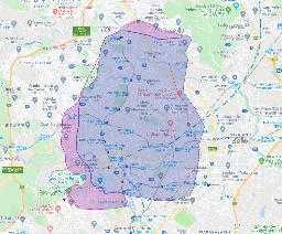 Uber Eats(ウーバーイーツ)宮城県仙台市の画像