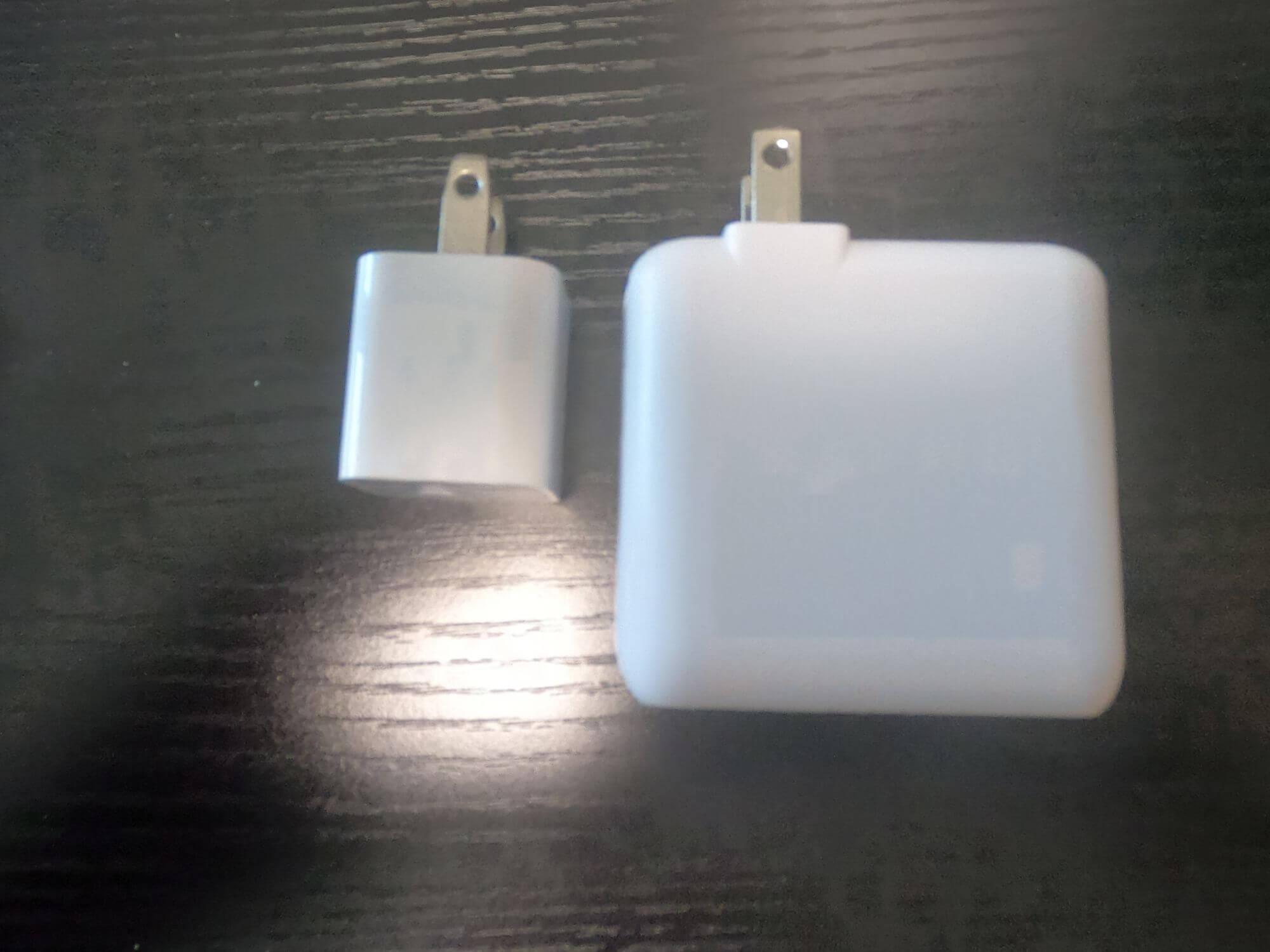 充電器の画像