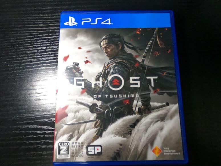 Ghost of Tsushima (ゴースト オブ ツシマ)の画像