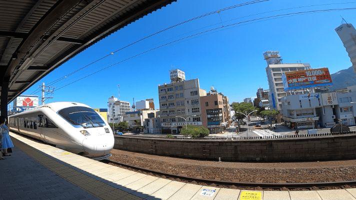 別府駅の画像
