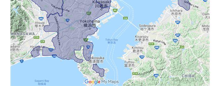 Uber Eats(ウーバーイーツ)川崎市の画像