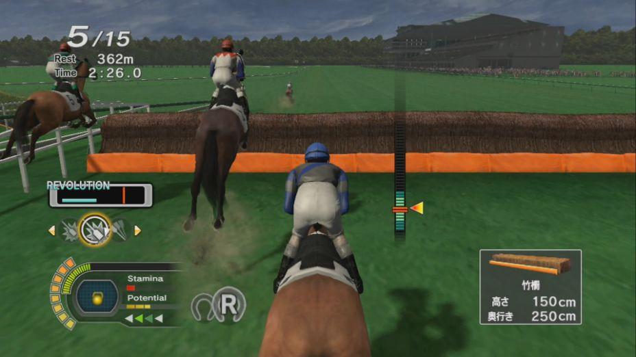 Champion Jockey Special (チャンピオンジョッキー)を30時間プレイした攻略レビュー&口コミ感想評価!の画像